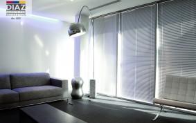Horizontale jaloezieën – aluminium